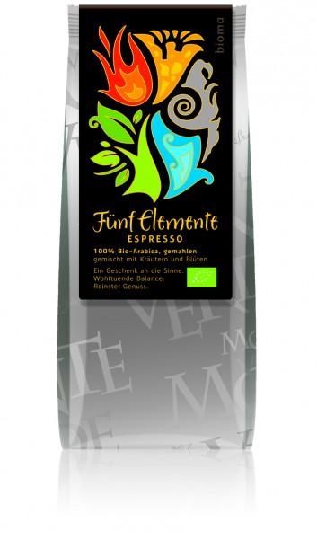 Fünf Elemente Espresso