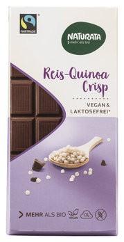 Reis-Quinoa Crisp, laktosefrei