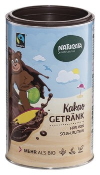 Kakao Getränk Instant, bio