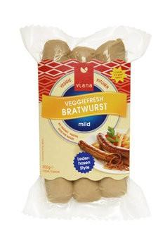 VIANA Veggie Fresh Bratwurst