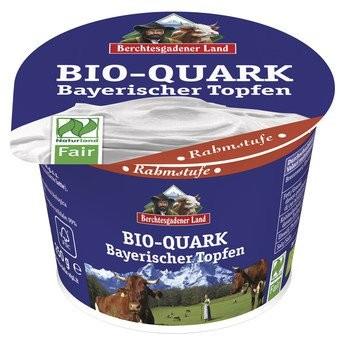 Berchtesgadener Land Bio-Speisequark - Rahmstufe 50,0% Fett