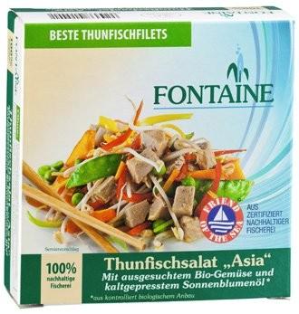 'Thunfisch Salat ''Asia'''