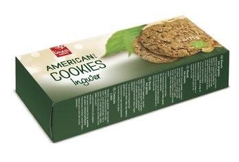 American Ingwer Cookies, bio