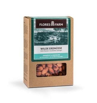 """""""Wilde"""" Erdnüsse"""