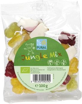 Fruchtgummi Mix Bio Jungle