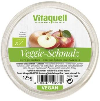 Veggie-Schmalz Bio