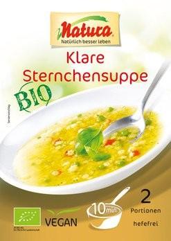 Sternchensuppe klar, bio