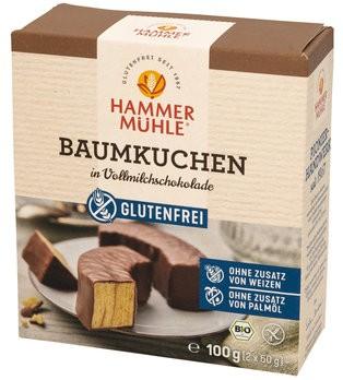 Baumkuchen VM-Schokolade