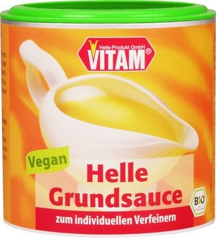 Helle Grundsauce, bio