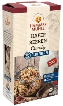 Bio Hafer Beeren Crunchy gf