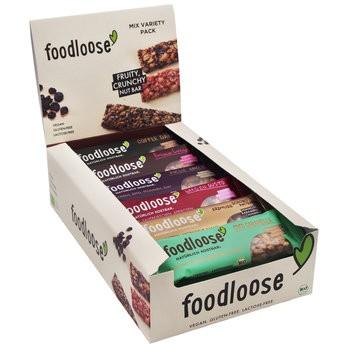 Bio-Nussriegel Variety Pack von foodloose