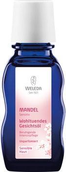 Mandel Gesichtsöl wohltuend