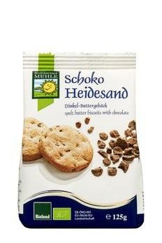 Dinkel-Schoko Heidesand