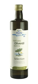 Olivenöl nativ extra Selection, bio