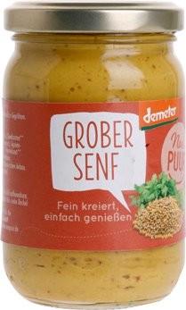 Grober Senf
