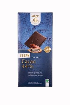 Veg.Schokol. Classic Cacao 44%, bio