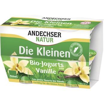 AN Bio-Jogurt Vanille Cluster
