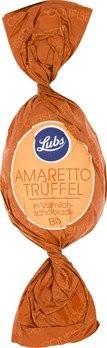 Confiserie Ostereier Amaretto in Vollmilchschokolade, Bio, glutenfrei