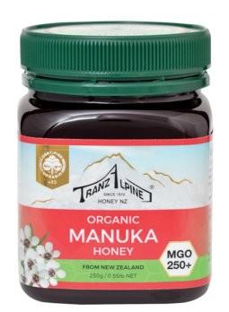 Manuka Honig MGO 250+, bio