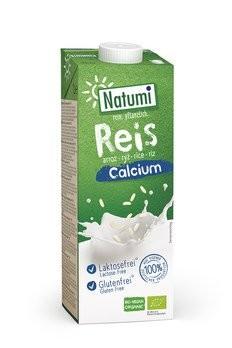 Reisdrink + Calcium