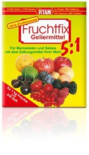 Fruchtfix pro Beutel