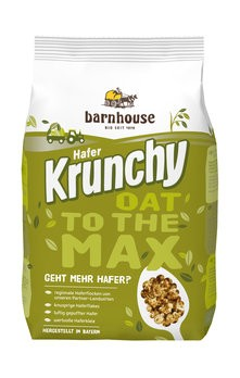 Krunchy OAT TO THE MAX 500g