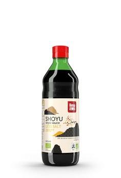Shoyu 28% weniger Salz, bio