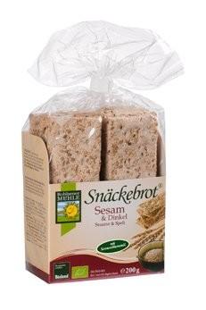 Sesam & Dinkel, Snäckebrot