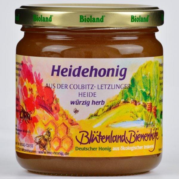 Heidehonig, bio
