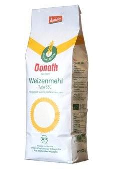 Weizenmehl Demeter 550, bio