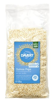 Quinoa Pops, glutenfrei