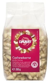 Cashewkerne große Stücke 200g