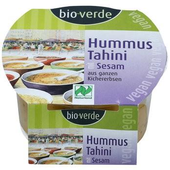 Hummus Tahini 150g NATURLAND