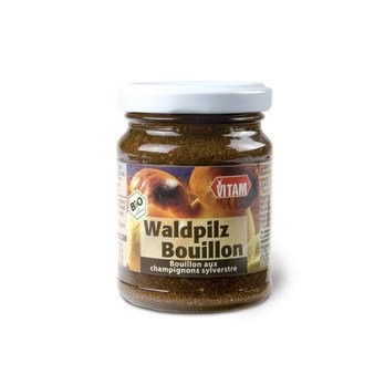 Waldpilz-Bouillon