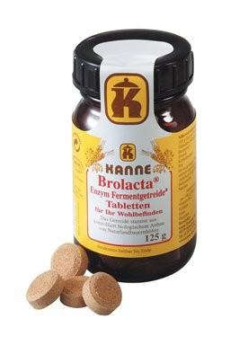 Brolacta® Enzym Fermentgetreide® Tabletten