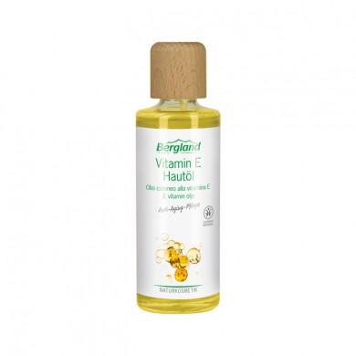 Vitamin E-Hautöl, bio