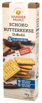 Schoko Butterkekse - VM