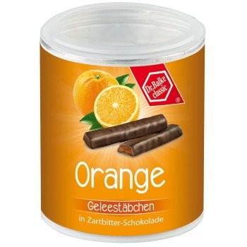Orangen-Gelee-Stäbchen