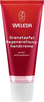 Granatapfel Regen. Handcreme