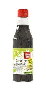 Wasabi & Coriander Tamari soy sauce