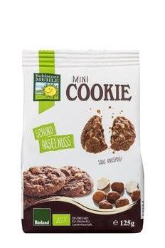 Mini-Cookie Schoko-Haselnuss, bio