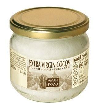 Kokosöl nativ extra Amanprana