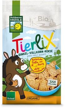 TierliX Dinkel-Vollkorn-Kekse