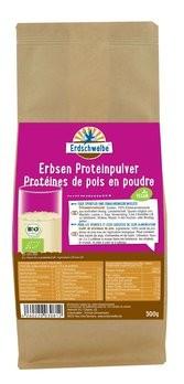 Erbsen Proteinpulver, bio