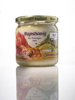 Rapshonig, Deutscher Bioland-Honig