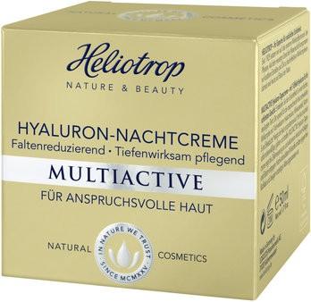Hyaluron Nachtcreme Multiactiv