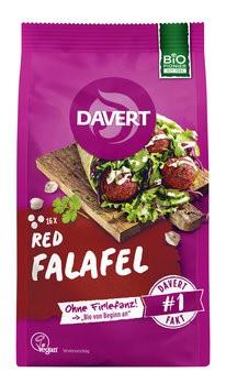 Red Falafel, bio