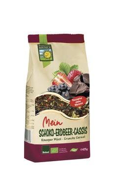 Mein Schoko-Erdbeer-Cassis