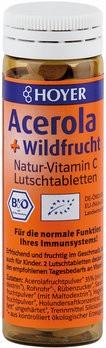 Acerola + Wildfrucht Lutschtabletten