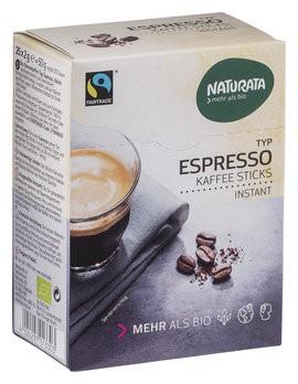 Espresso Sticks,Bohnen Kaffee Inst.